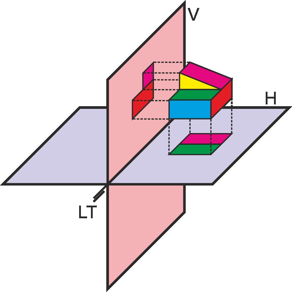 5.01. Introducción al Sistema Diédrico. Conceptos Básicos.