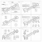 8.02. Clasificación de los Dibujos (Norma DIN 199)